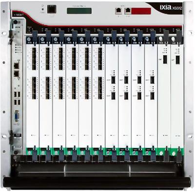 Тестовые платформы Ixia